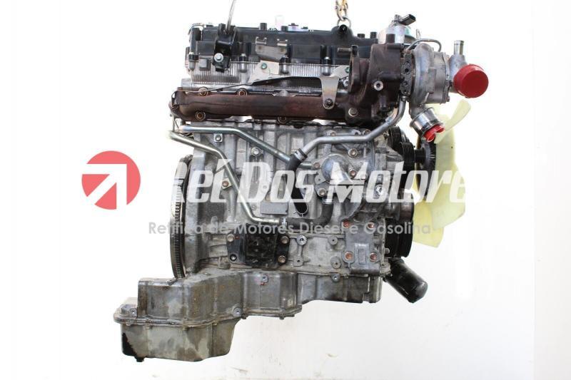 Motor Mitsubishi Outlander