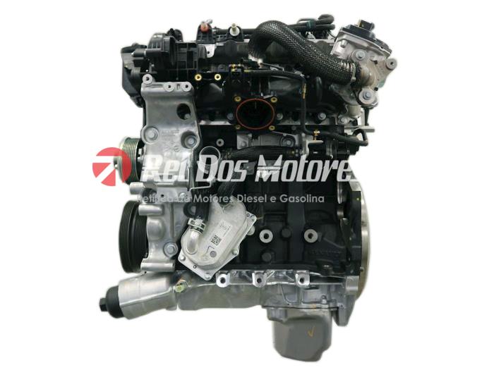 Motor Nissan Frontier