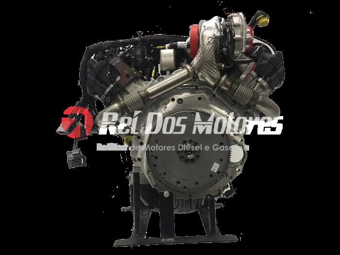 Retífica de Motor VW Amarok