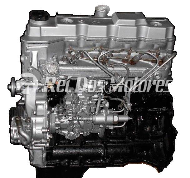 Motor Mitsubishi Pajero
