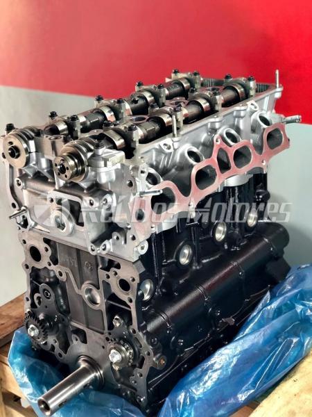 Motor Toyota Hilux